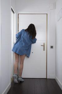 Was tun bei zugeschlagener Tür?