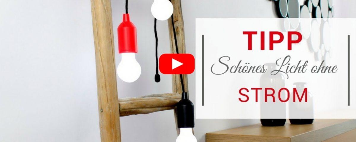 sch nes licht ohne strom wir zeigen 3 alternative lichtquellen. Black Bedroom Furniture Sets. Home Design Ideas