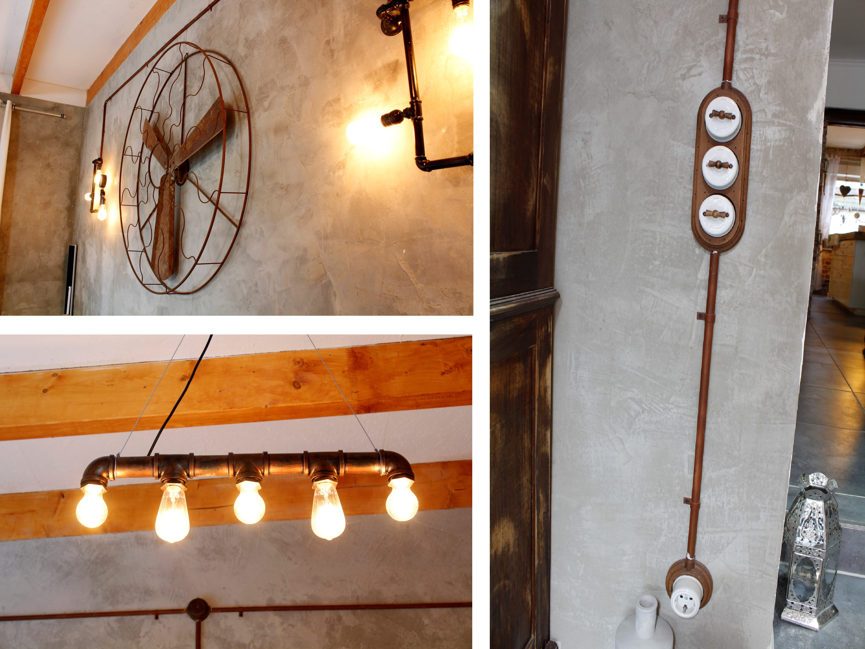 Wie ein altes zechenhaus nun im industrie design erstrahlt for Lampen im industriedesign