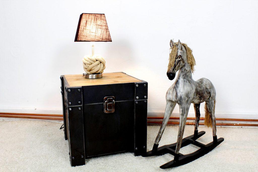 Affenfaust-Knoten-Lampe-DIY