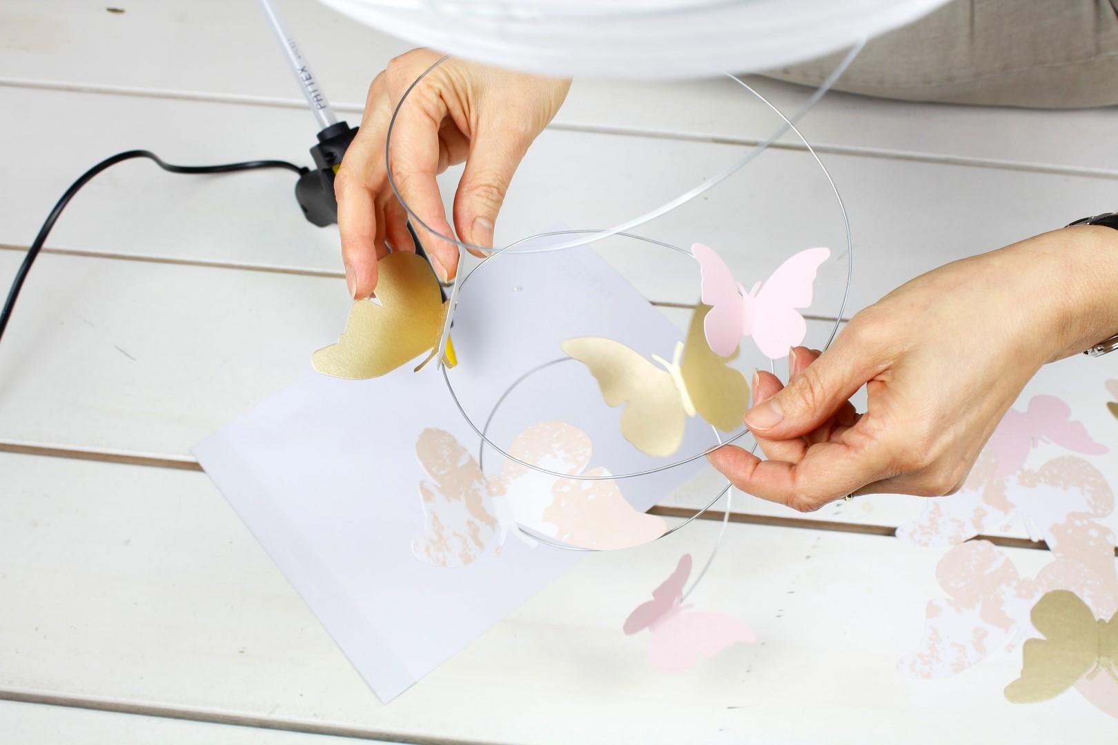 DIY-Lampe_Schmetterling