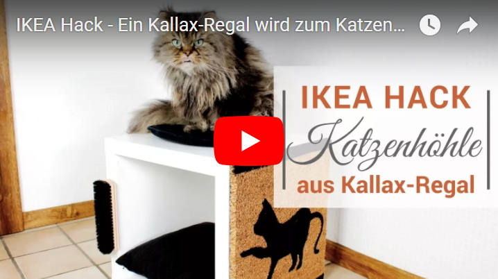 Ikea-Hack-Katzenbaum