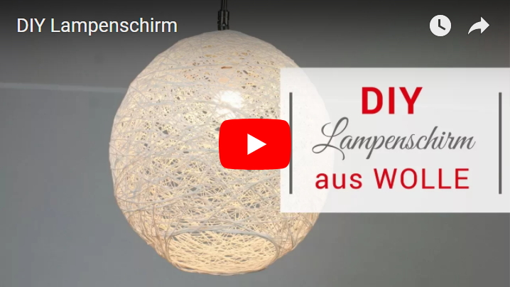 Lampenschirm-aus-Wolle