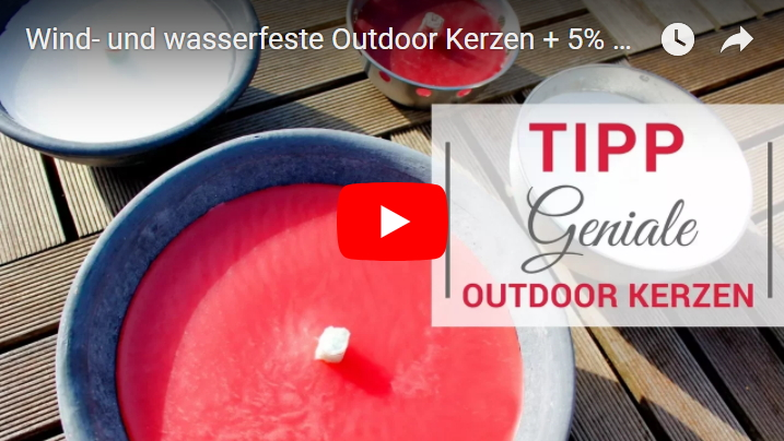 Outdoorkerzen