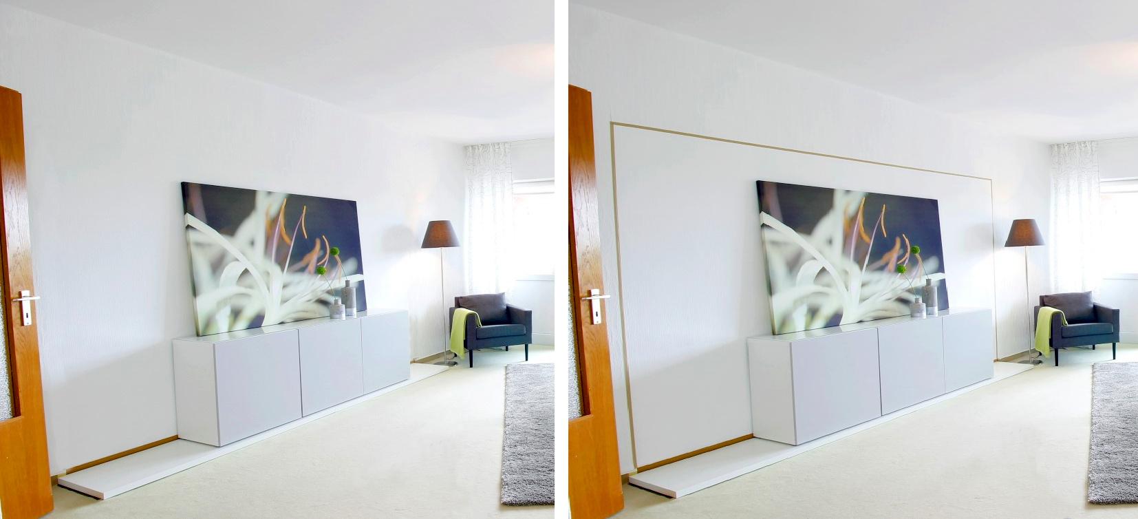 Bilder-aufhängen