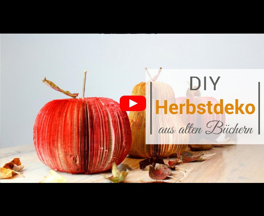 DIY-Herbstdeko-aus-Bücher