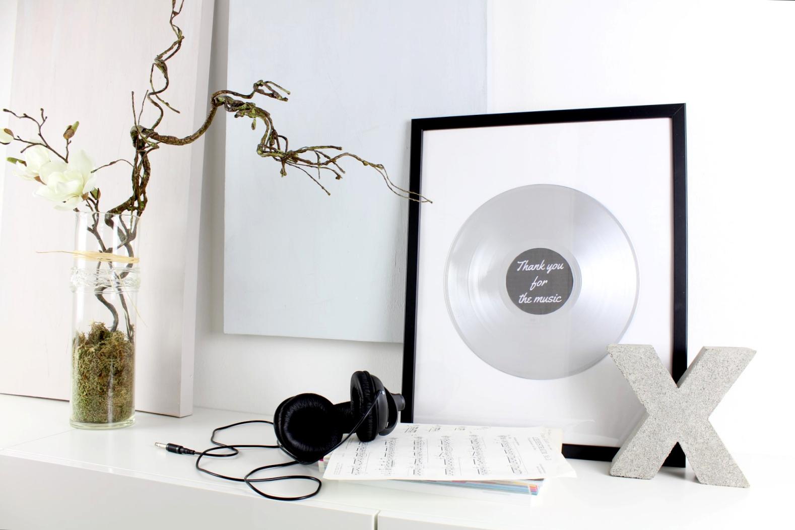 Schallplatte-als-Fotorahmen