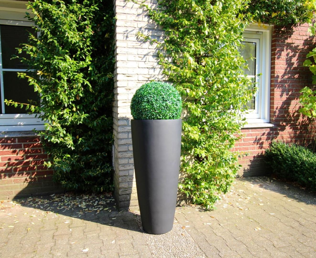 pflanzk bel aus fiberglas f r innen und au en geeignet. Black Bedroom Furniture Sets. Home Design Ideas