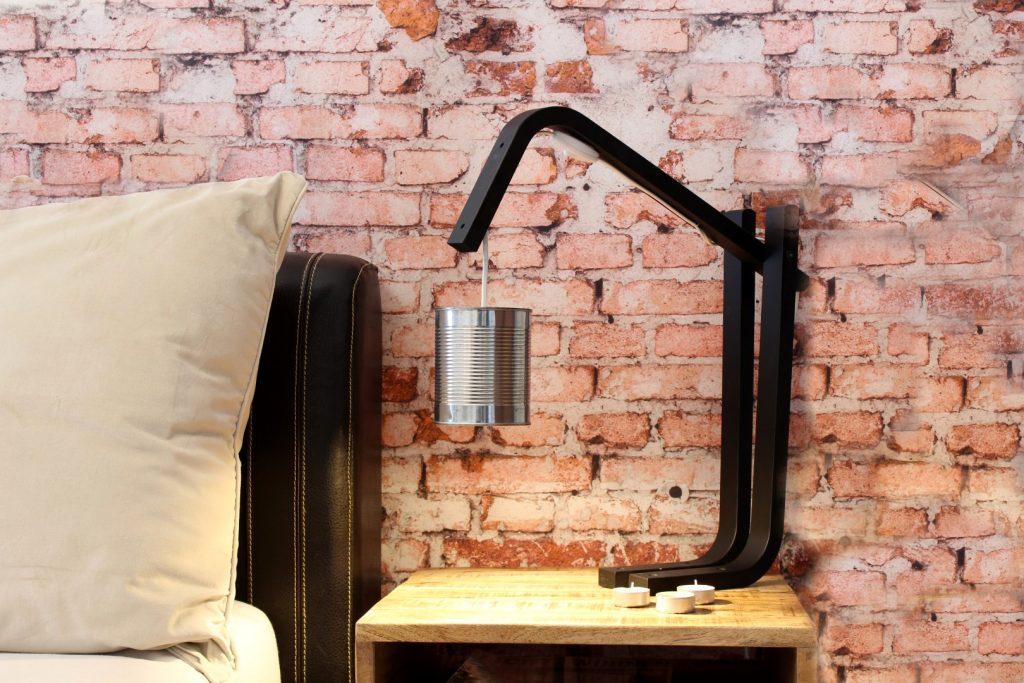 Ikea-Hack-Lampe-aus-Hocker-Frosta